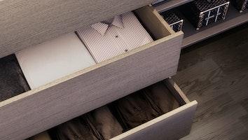 Central  drawers zudtmx