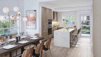 Kitchen alpine scheme tk1axc