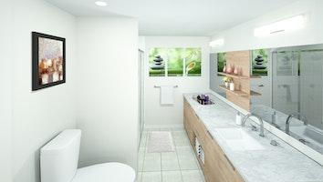 Bathroom efhiul