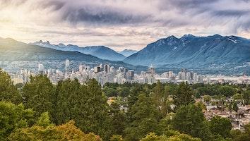 Vancouver skyline rnvyzb