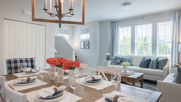 1336 latimer heights rowhomes dining