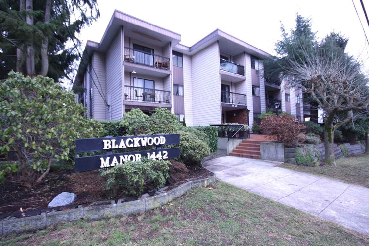 Blackwood Manor 1442 Blackwood Street Surrey Bc Rew