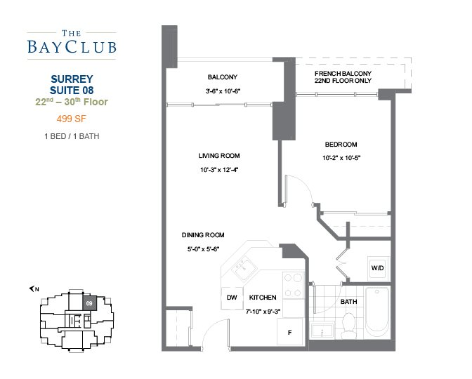 Bay Club 925 Bay Street Toronto On Rew