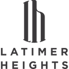 6823 latimer heights black stacked logo