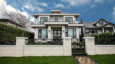 $6.9m Point Grey Home is an All-White Dream