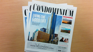 Real Estate Weekly Team Launches New Magazine: West Coast Condominium