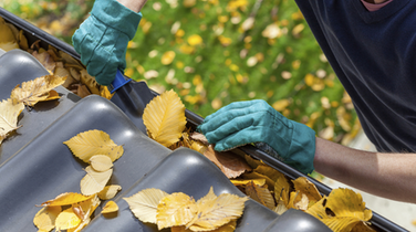 Time to Fix Up Your Roof and Gutters for Fall