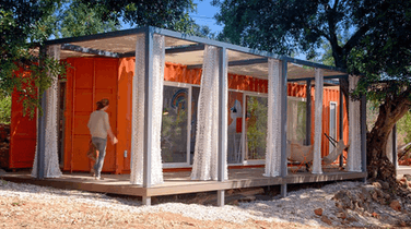 Five Inspiring Shipping Container Homes