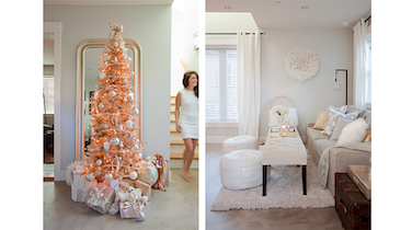 Love It or List It Designer Brings Holiday Magic to Vancouver's West Side