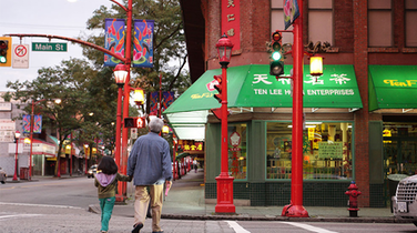 Chinatown Group Sets Out Own Neighbourhood Plan