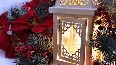 No Space for a Traditional Christmas Tree? Try These 12 Brilliant Alternatives