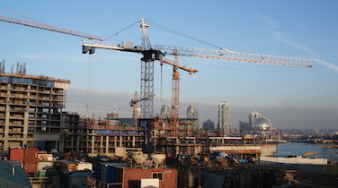 Vancouver and Canada Home Building Permit Values Strengthen in Fall: StatCan