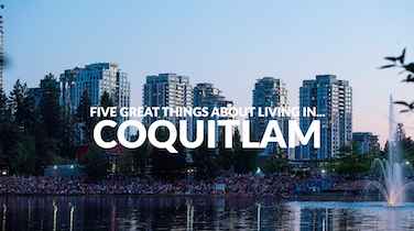 Video: Five Great Things About Living in ... Coquitlam