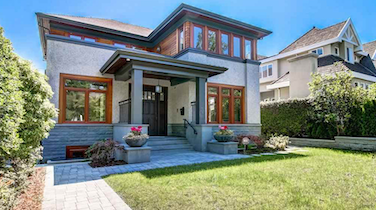 Enjoy West Coast Luxury at $7.3m Shaughnessy Home