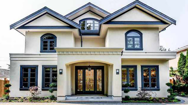 $8.9m Kerrisdale Mansion is a Black and White Delight