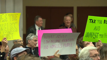 Editorial: NDP's Emergency Affordability Town Hall Amounted to a Political Rally