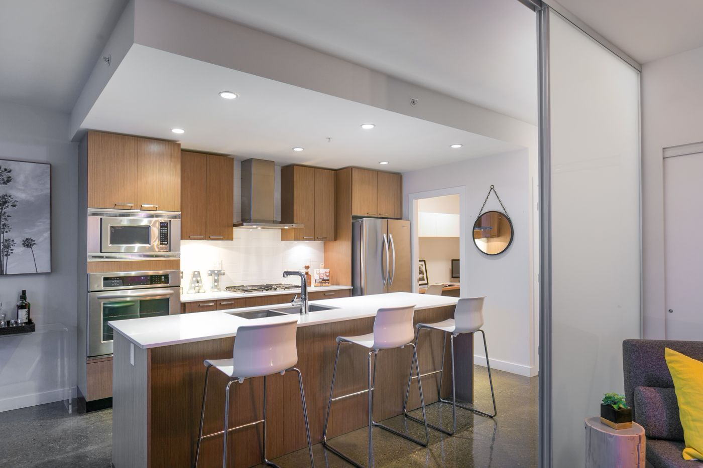 221 Union Street Kitchen