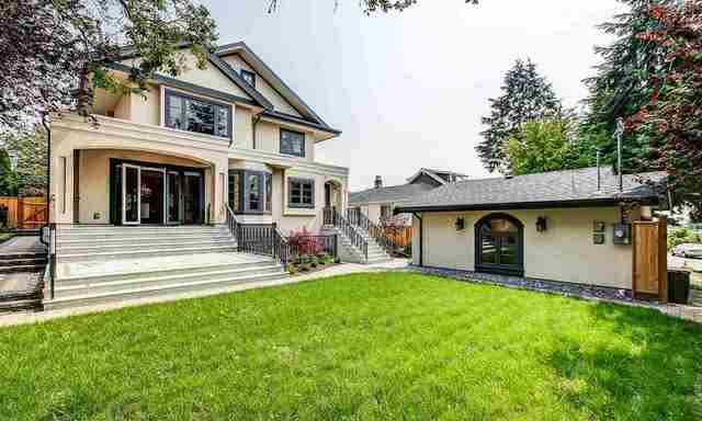 Kerrisdale Mansion 8