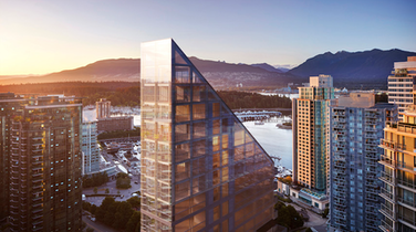 World's Tallest Hybrid Timber Structure Coming to Coal Harbour