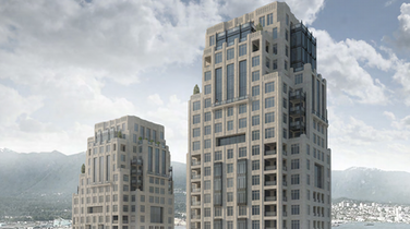 New York-Style Towers Proposed for West End