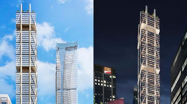 Canada's Tallest Building Begins Construction in Toronto