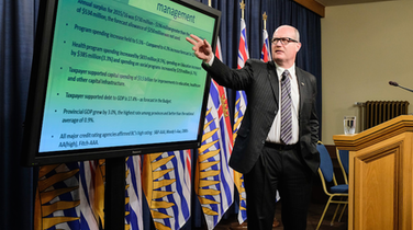 BC Property Transfer Tax Revenue Up 43.9% to $1.53b