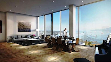 Vancouver House's Penthouse 1 Listed for $11.89m