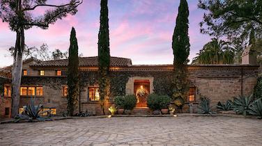 Inside Ellen Degeneres' US$45m Santa Barbara Villa