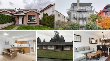 Top 5 Most-Viewed Homes: Nov 24 - 30