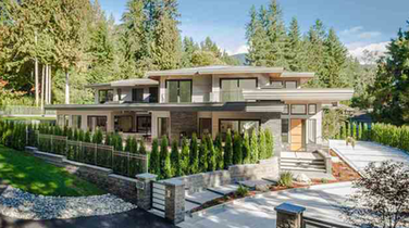 $11.2m West Vancouver Home is a Contemporary Beauty