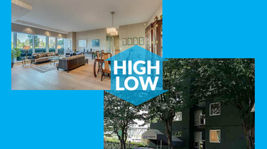 Highest- and Lowest-Priced Listed Homes in… False Creek