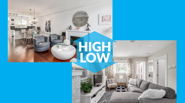 Highest- and Lowest-Priced Listed Homes in… Fraser