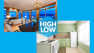 Highest- and Lowest-Priced Listed Homes in… Kitsilano