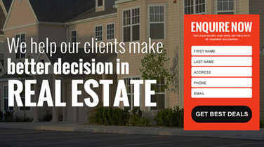 Real Estate Marketing: How to Capture Leads on Your Website Landing Page