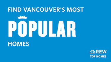 Top 5 Most Viewed Homes Vancouver: Week Feb 27-March 5