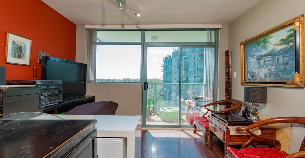 802-2763 Chandlery Place, Vancouver