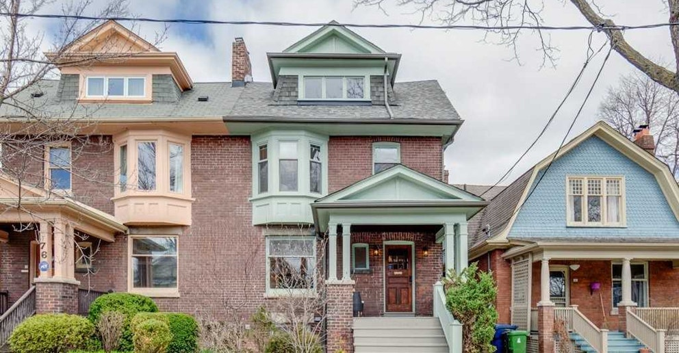 78 Hogarth Avenue, Toronto