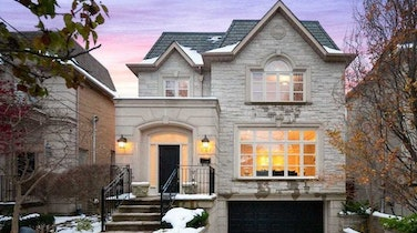 Top 5 Most Viewed Homes in Toronto Today - Nov 19 [PHOTOS]
