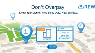 Introducing Free Home Sales Data from REW