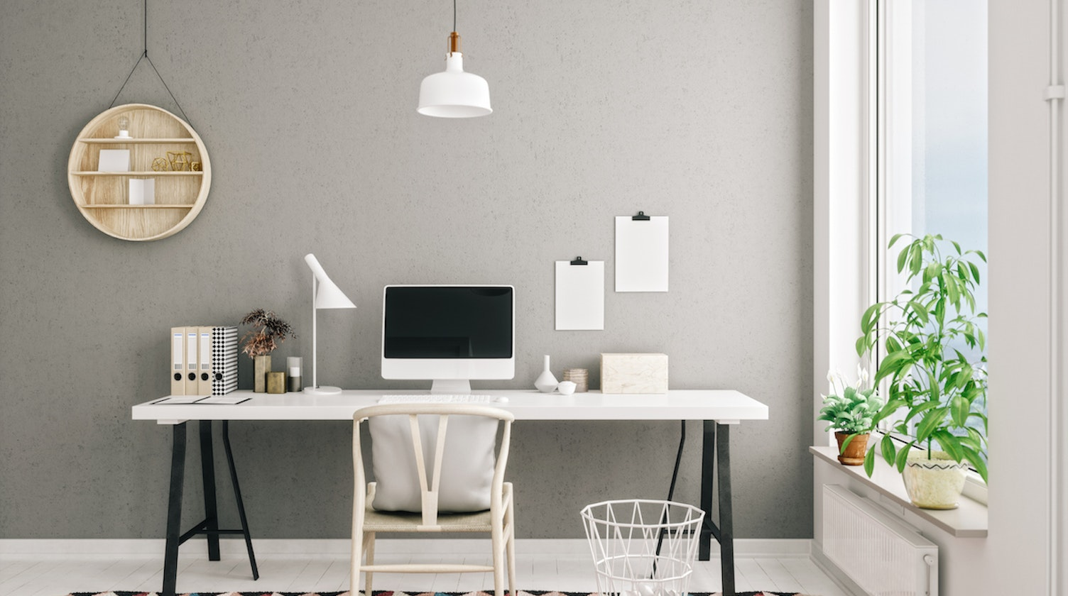 The Best Tips For A Quick Home Office Set Up Rew