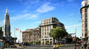 A landmark is reborn – transforming the historic Customs House in Victoria's Inner Harbour