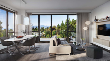 Voyce is Luxury Living Next to the Iconic Queen Elizabeth Park