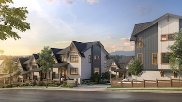StoneRidge Offers Premium Townhomes in the Coveted Silver Valley Neighbourhood