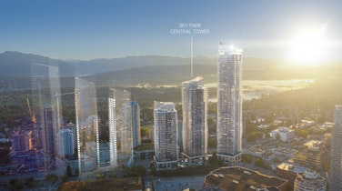 Concord Metrotown offers a forward-thinking approach to amenities and expandable condo living