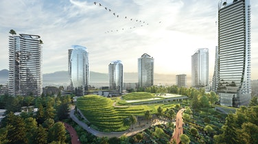 Oakridge – Vancouver's new town centre creates the future of life and work on Vancouver's West Side