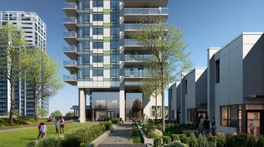 A brand new collection of homes in the heart of Brentwood - tailored for modern living