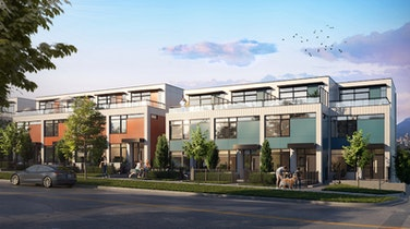 An iconic neighbourhood will soon be home to Park W29 - a sophisticated collection of townhomes