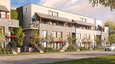 Unique, selection and passive design on The Drive – that's what you get from DIMEX Group's newest project Templeton