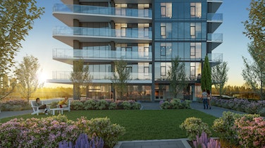 In Surrey's emerging city centre, the showstopping The Grand on King George will rise 46-storey