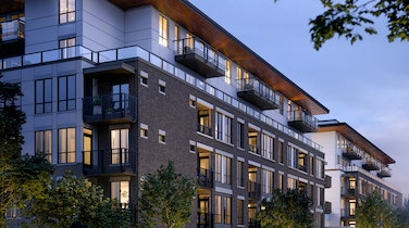 Take advantage of only 5 per cent down on your new Kira home in the sought-after West Coquitlam neighbourhood